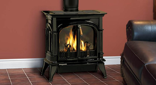 Majestic Concorde Free Standing Gas Vented Stove