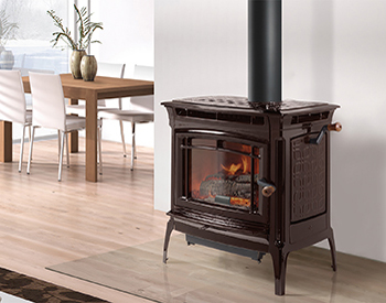 Hearthstone Manchester Free Standing Wood Stove