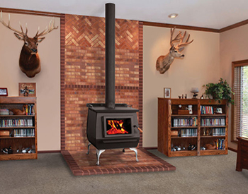 Blaze King Parlor Free Standing Wood Stove