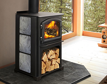 Quadra-Fire Discovery 2 Free Standing Wood Stove