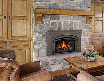 Napoleon xir3 Gas Vented Fireplace Insert