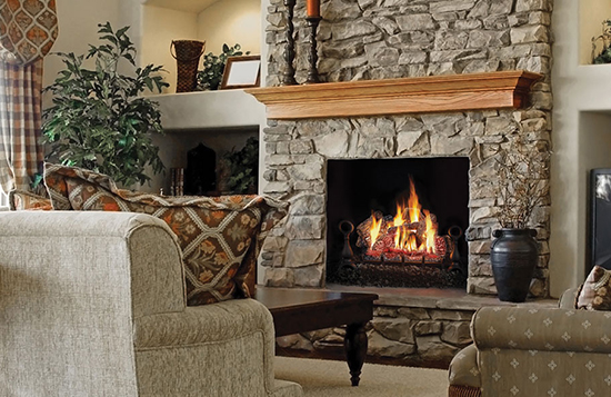 Fireplace Inserts Log Sets