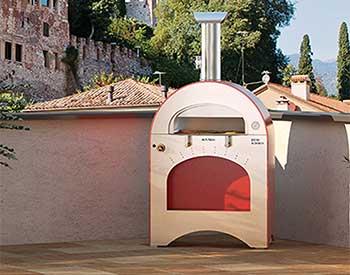 Alfa Pizza E Brace Oven