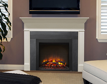 Heat Amp Glo Electric Fireplaces Main Street Stove And