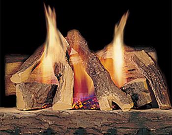Heat & Glo Campfire Gas Logs