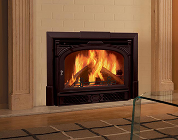 Vermont Castings Montpelier Wood Burning Fireplace Insert