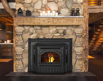 Quadra_Fire E2 Pellet Fireplace Insert