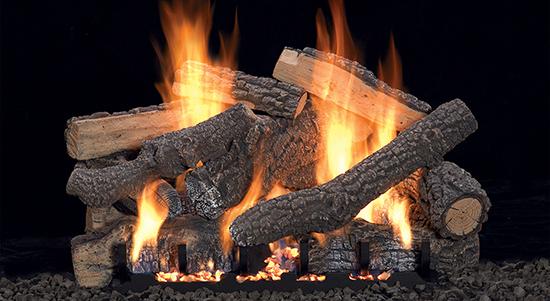 Vent Free Gas Log Set