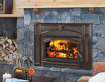 Quadra-Fire Voyageur Wood Insert
