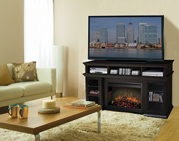 Dimplex Console Electric Fireplace
