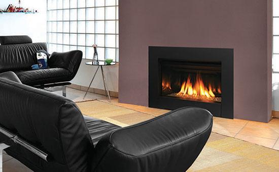 Superior dri3030 Gas Vented Fireplace Insert