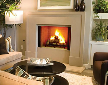 Heat & Glo Exclaim Wood Burning Fireplace