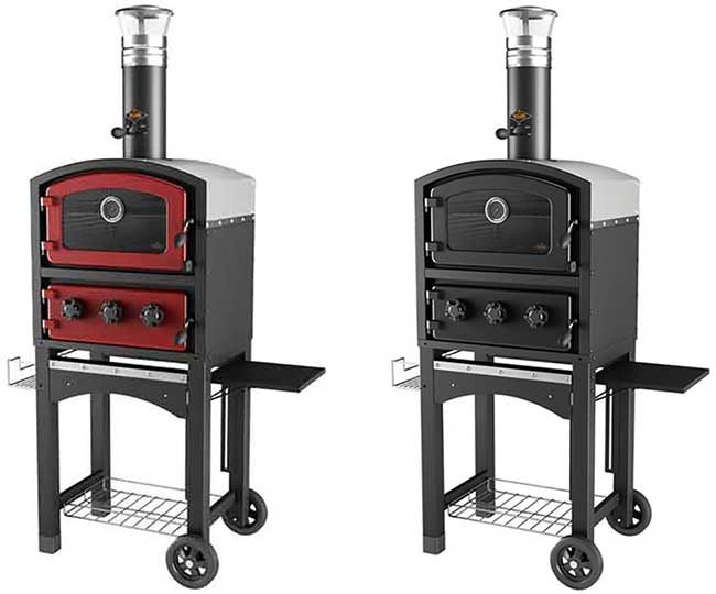 Fornetto Wood Fired Pizza Oven
