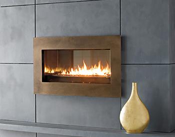 Jotul Gas Vented Fireplace Insert