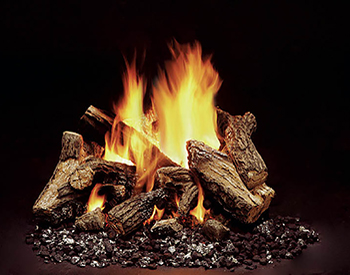 Majestic Duzy Gas Vented Log Set