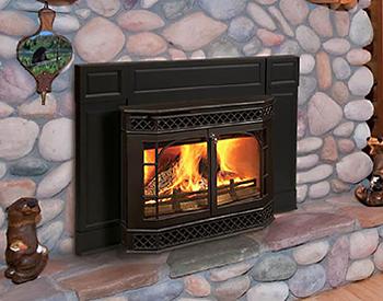 Vermont Castings Merrimack Wood Burning Fireplace Insert