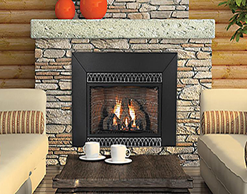 White Mountain Gas Ventless Fireplace Insert