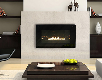 White Mountain Hearth Vent Free Gas Fireplace Insert