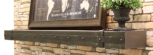 Stoll Metal Glass Mantels Amp Shelves Main Street Stove And Fireplace 318 East Main