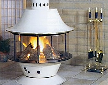 Malm Freestanding Wood Stove