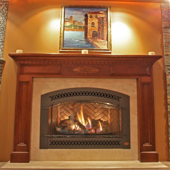Messin Fireplace Mantel