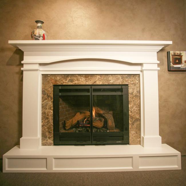 Sienn Fireplace Mantel