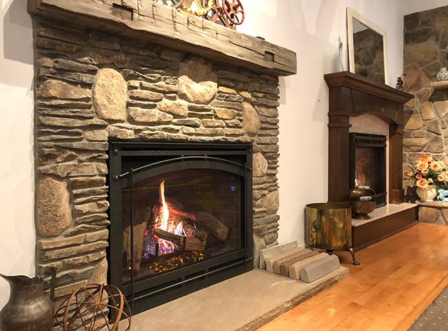 Main Street Fireplace Showroom