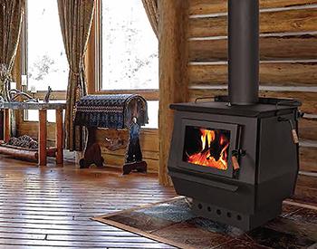 Blaze King Free Standing Wood Stove