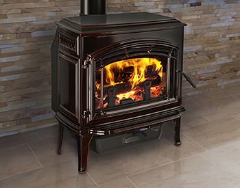 Quadra-Fire Explorer 2 Free Standing Wood Stove