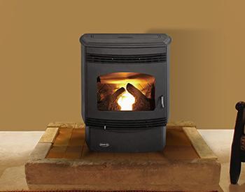 Quadra_Fire Santa Fe Pellet Freestanding Stove