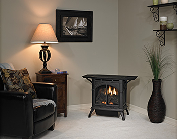 White Mountain Ventless Gas Free Standing Stove