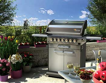 Fervor Alfresco Home Grill