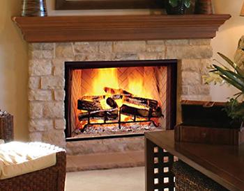 Majestic Biltmore Wood Burning Fireplace