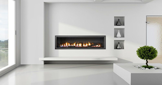 Gas Vented Fireplace Insert