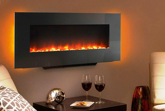 Majestic Electric Fireplace