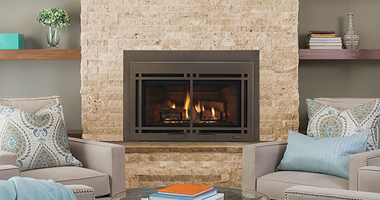 Majestic Ruby30 Gas Vented Fireplace Insert