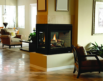 Superior Gas Direct Vent Fireplace2