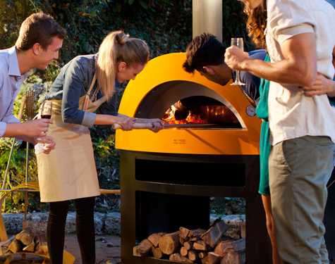 Alfa Outdoor Pizza Oven