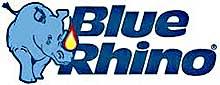 Blue Rhino Logo