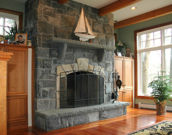 Bluestone Fireplace Hearth