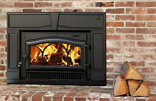 Jotul Rockland Wood Burning Fireplace Insert