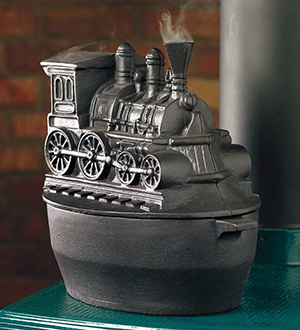 Train Steamer