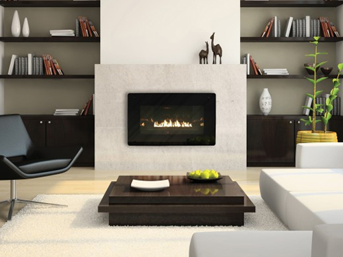 White Mountain Vent Free Fireplace