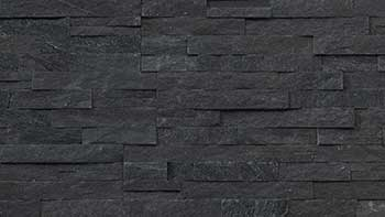 Glen Gery Midnight Black Veneer