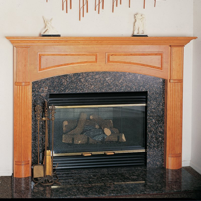 CATANI Fireplace Mantel