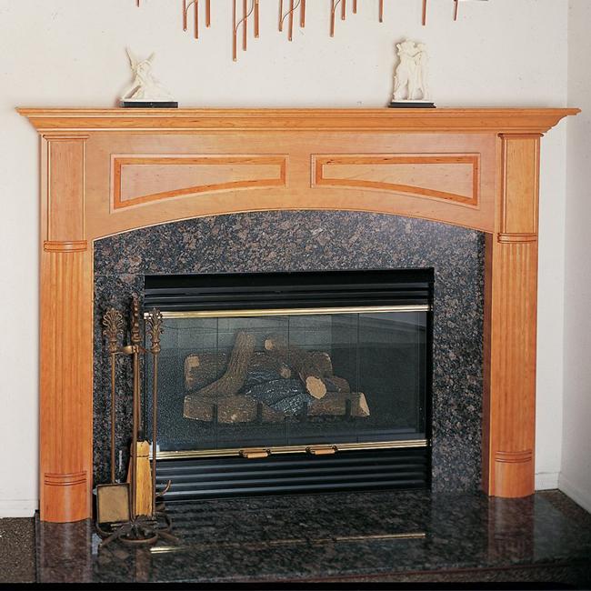 CATANI Fireplace Mantel