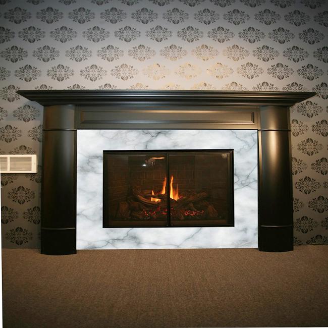 Mila Fireplace Mantel