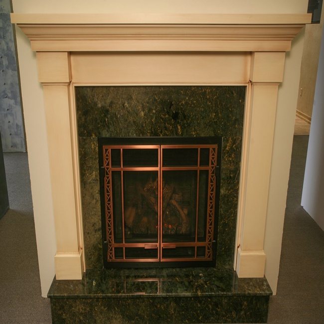Sorrenta Fireplace Mantel