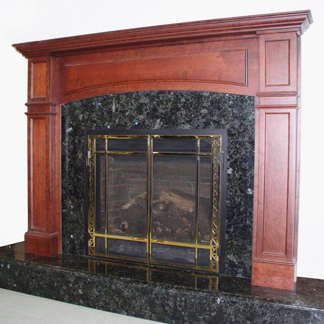 VATICANE Fireplace Mantel