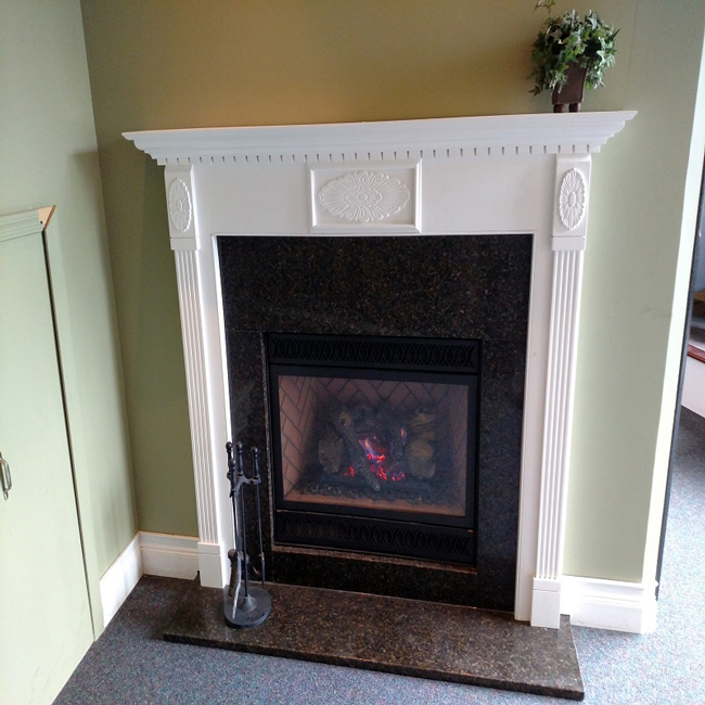 Veron Fireplace Mantel